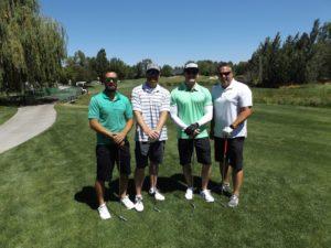 2017 AJ's Angels Golf Scramble & Auction